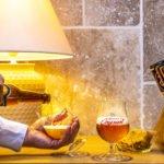 Bières locales servies au Green des Impressionnistes