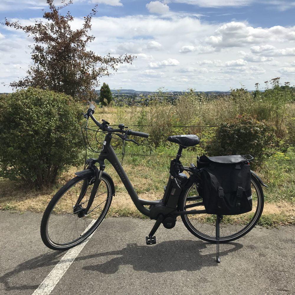 Prêt de vélos électriques