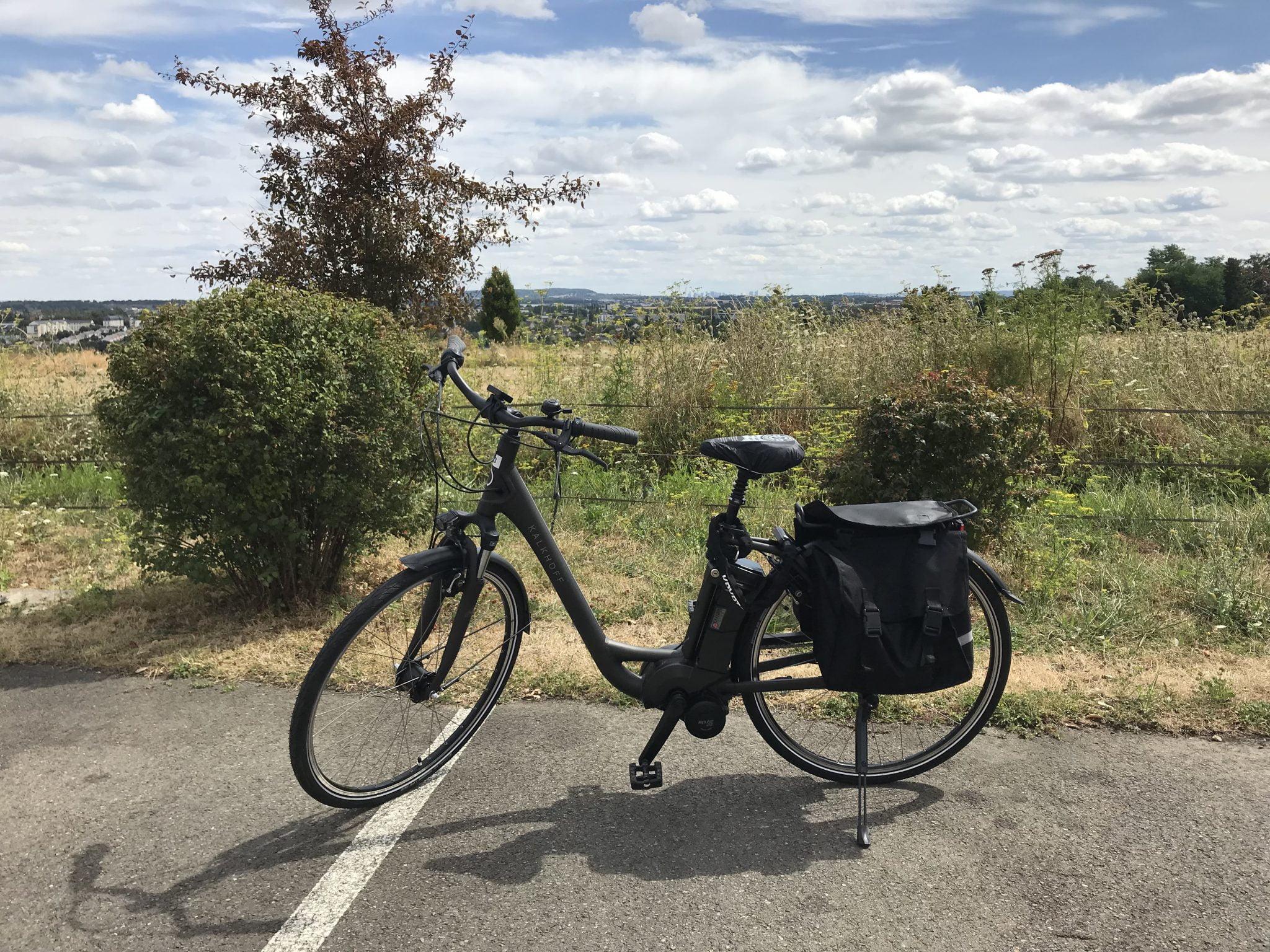 Vélo électrique du Green des Impressionnistes
