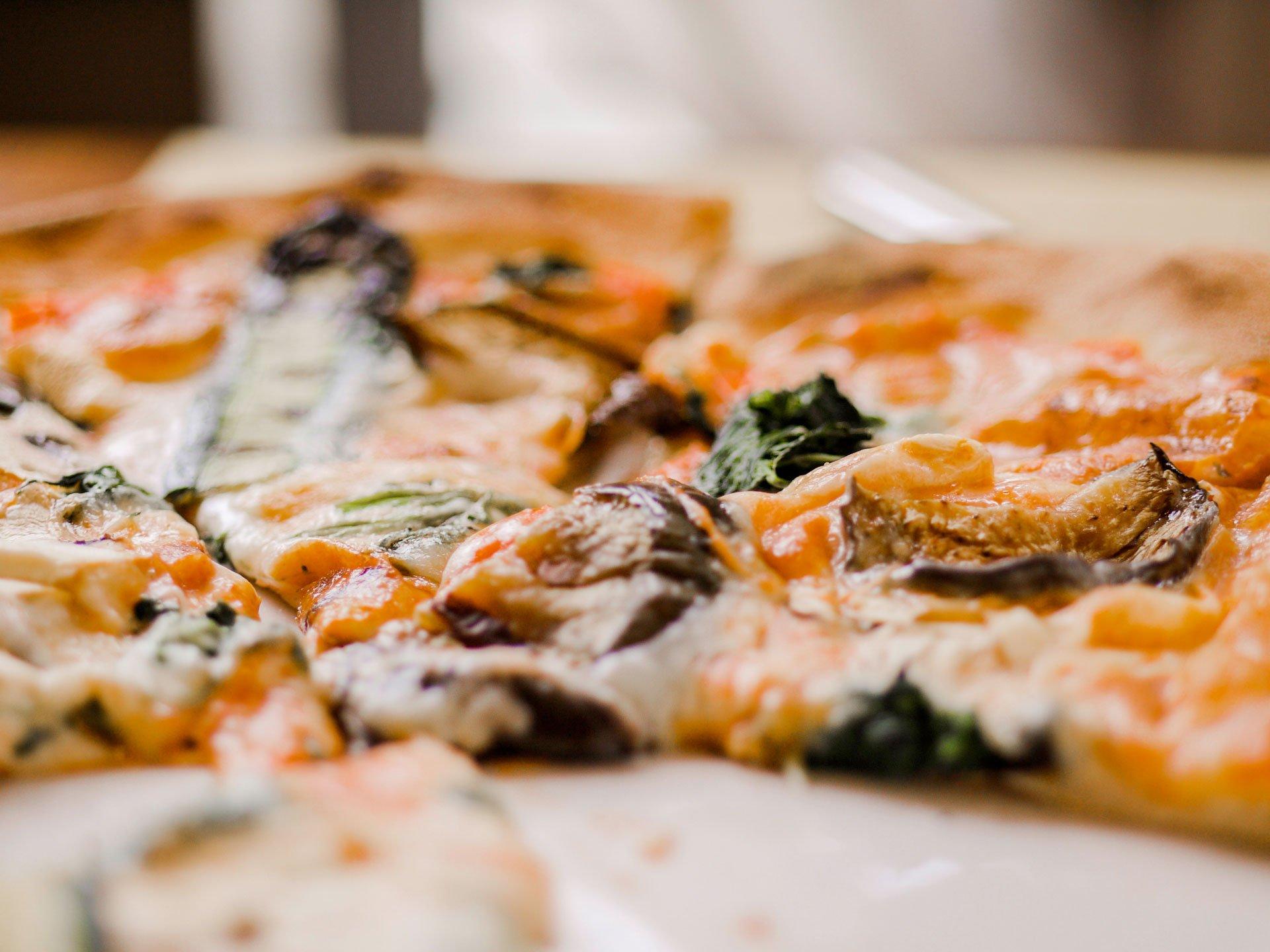 Pizza à commander et se faire livrer au Green des Impressionnistes