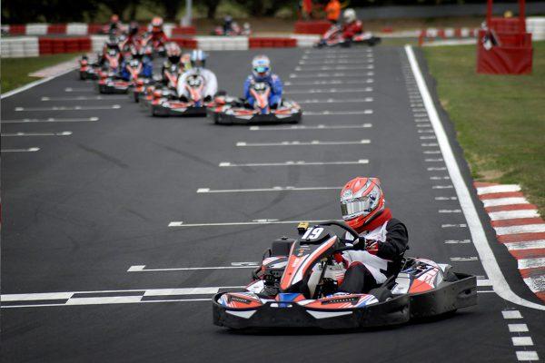 Plus grand karting d'Europe