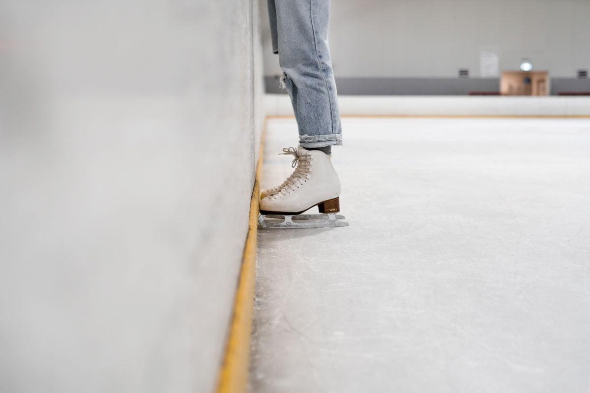 Aren'Ice de Cergy : patinoire non loin du Green des Impressionnistes