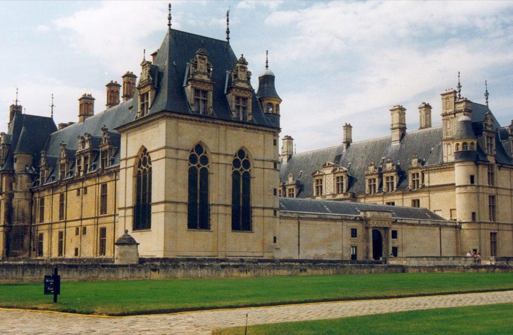 Ecouen castle