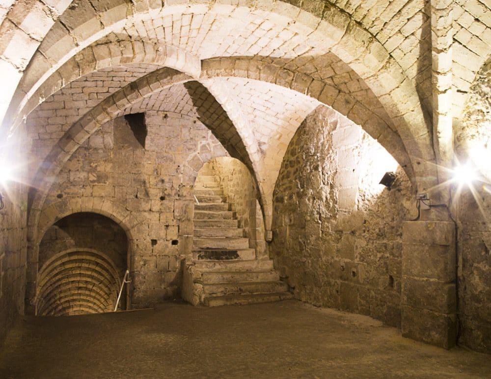 Les souterrains de Pontoise