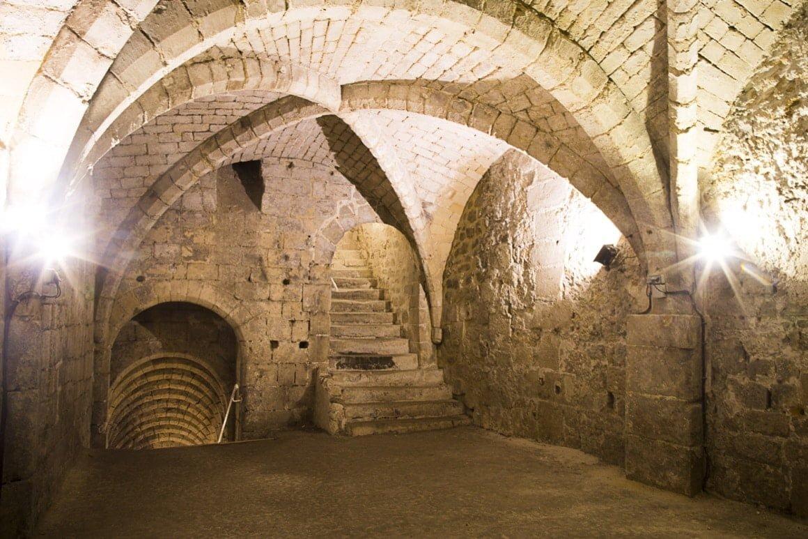 Cave souterraine à Pontoise